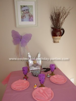 Bethany's Princess Party Tale