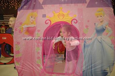 Mia's Princess Party Tale