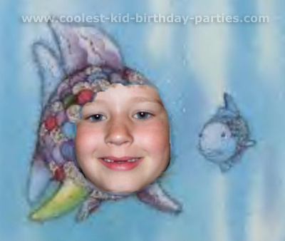 Shannon's Under the Sea Theme Party Tale