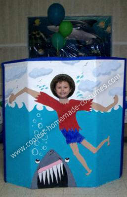 Under the Sea Theme Party Tale