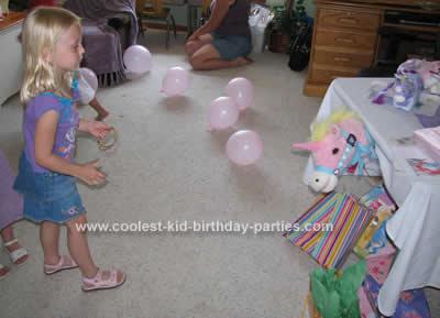 Unicorn Theme Party
