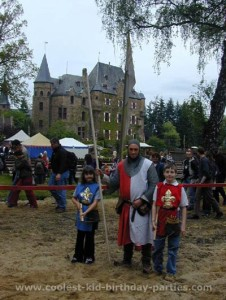 Coolest Medieval Knight Party Ideas