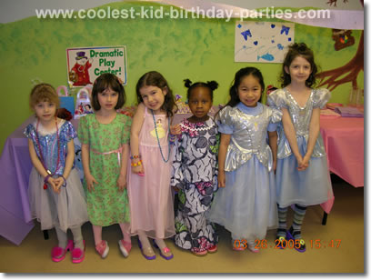 My Daughter Emma Had A Princess Birthday Party For Her 6th Here Are The Ideas We Came Up With To Make Extra Special