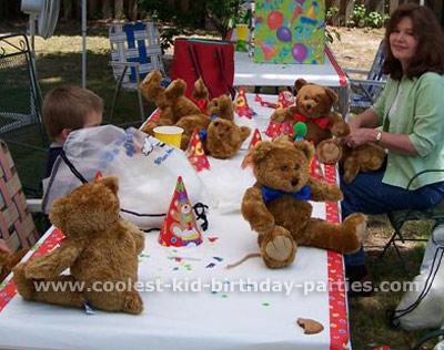 Bear party