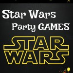 Star Wars Birthday Party Games