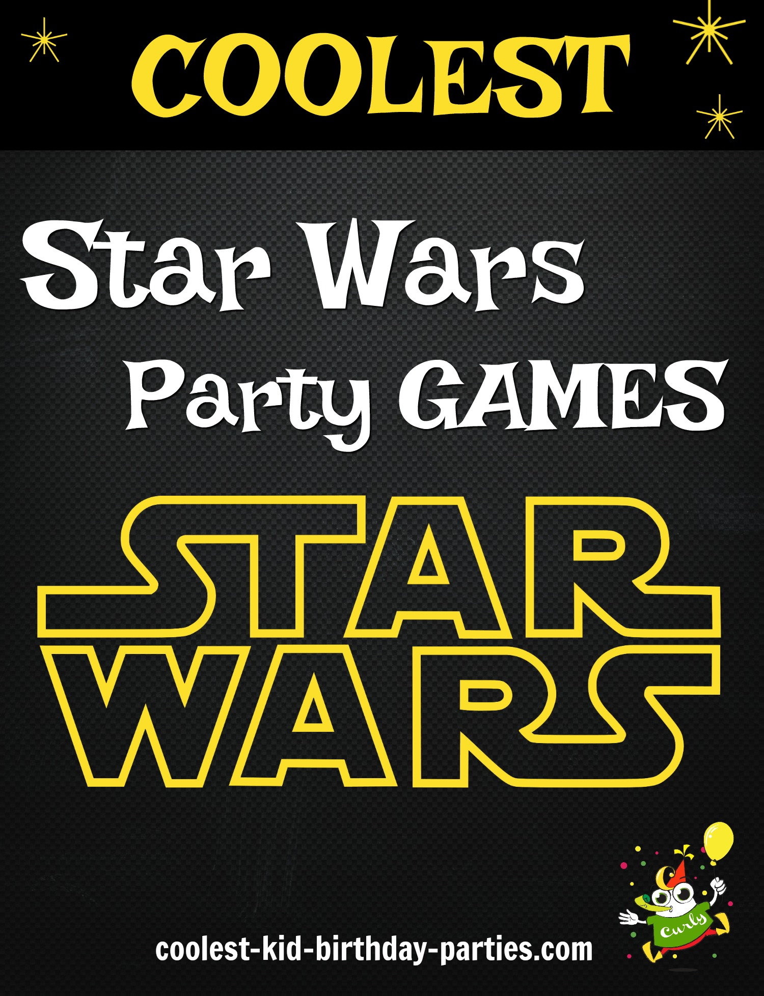 coolest star wars birthday party games