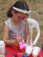 Binocular Kid Craft Idea