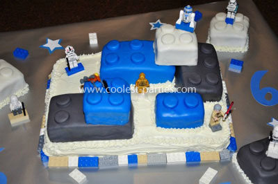 Lego Star Wars Birthday Party