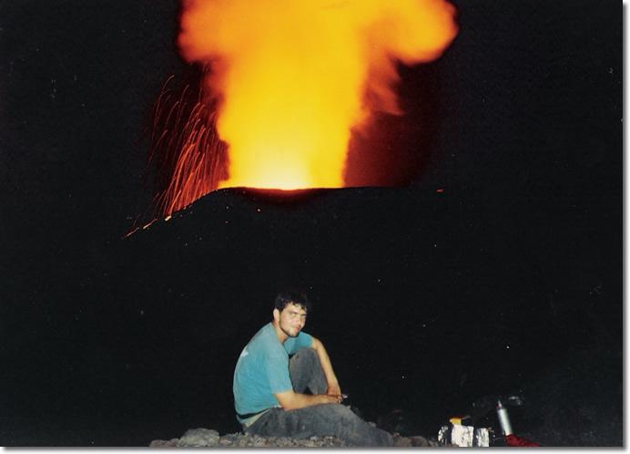 Photo taken in Zaire, 1991