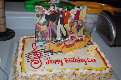 Beatles Birthday Party