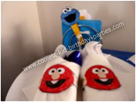 Nikash Sesame Street Party Decorations