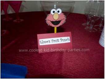 Nikash Sesame Street Party Punch