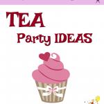 Tea Birthday Party