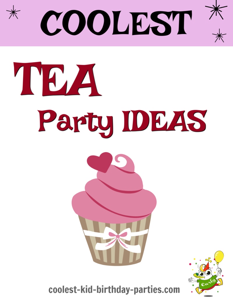 Tea Birthday Party