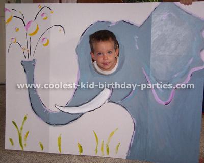 Nicole's Safari Birthday Party Planning Ideas