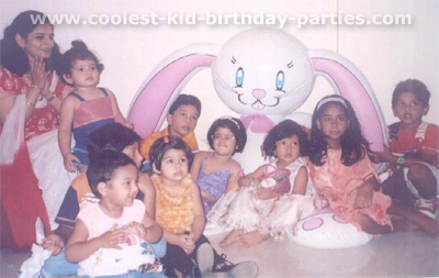 Deepika's Easter Party Ideas