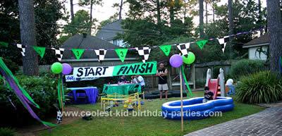 Kids Birthday Party Theme